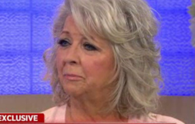 "Paula Deen on ""Today"": I Would Not Have Fired Me"