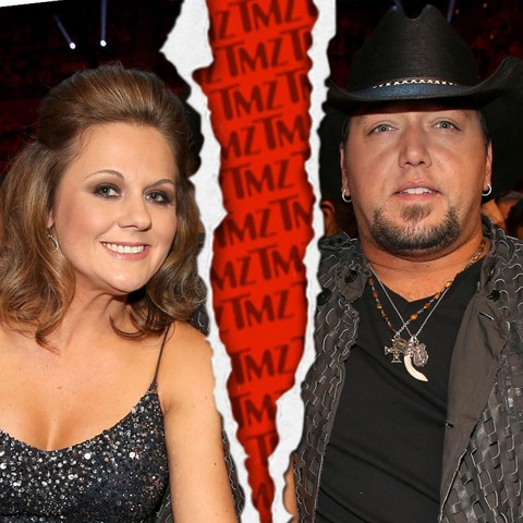 Jason Aldean filed for divorce from his wife Jessica Ussery in April 2013