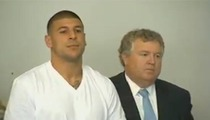 Aaron Hernandez -- Charged with Murder, Held Without Bail