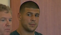 Aaron Hernandez -- 'Person of Interest' in Double Murder Investigation