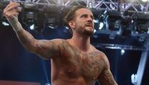 CM Punk -- Wrestler Gets 2-Year Restraining Order Against Mother