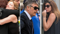 James Gandolfini Funeral -- Family & Costars Pay Respects