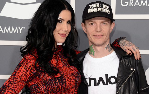 Kat Von D and Deadmau5 Split!