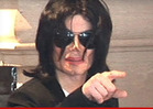 Michael Jackson's Nephew -- He Handed Out $100 Bills to Strangers