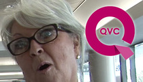 Paula Deen -- Spineless QVC Folds ... Drops Deen (Sorta)