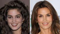 Cindy Crawford: Good Genes or Good Docs?