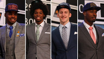 NBA Draft Standouts: Who'd You Rather?