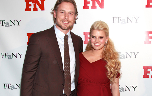 Jessica Simpson Shares New Pics of 3-Month-Old Ace