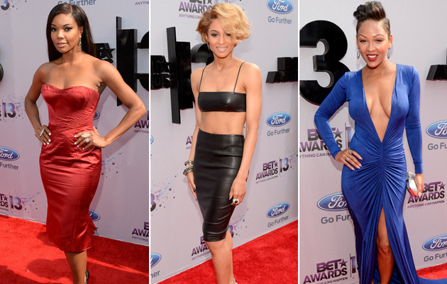 2013 BET Awards: Stars Sizzle On the Red Carpet!