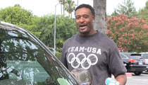 NFL Legend Willie McGinest Defends Justin Bieber -- He's a Great Neighbor!!!