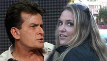Charlie Sheen To Brooke Mueller:  I'm Gonna Cut You Off!