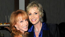 Kathy Griffin vs. Jane Lynch: Who'd You Rather?