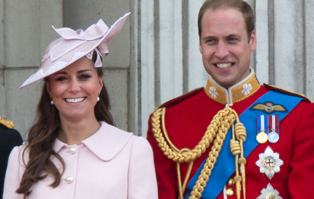 Kate Middleton Enters Hospital To Give Birth To Royal Baby