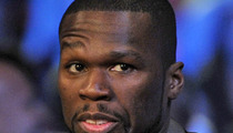 50 Cent -- Charged with Domestic Violence ... Allegedly Kicked Baby Mama