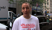 Joey Chestnut -- Still Not Hungry After July 4th Meat Massacre