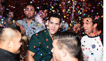 UFC Champ Chris Weidman -- I Party Like I Fight ... Hard