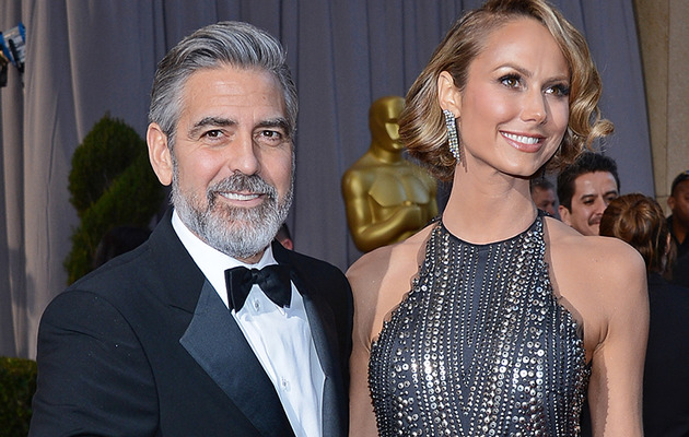 Report: George Clooney & Stacy Keibler Split