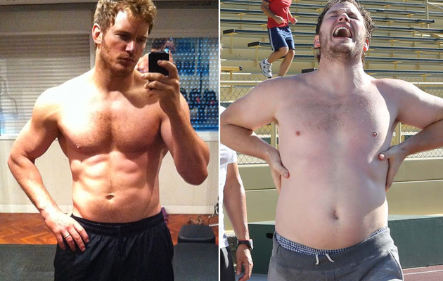 Chris Pratt Is Back in Superhero Shape -- See Amazing Pic!
