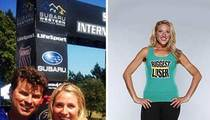 'Biggest Loser' Star Sued By Fitness Company -- You Can't Get Fat Again!!!