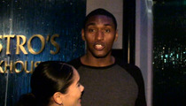 Metta World Peace -- Wait, Dwight Howard's Going to Houston???