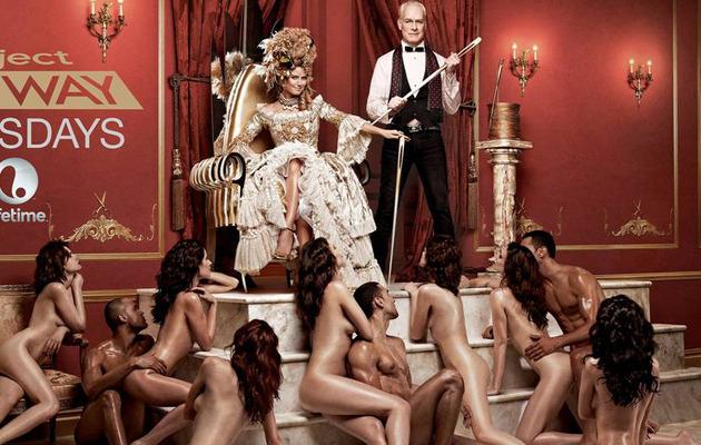 Heidi Klum's Banned Nude Billboard -- Too Hot for Los Angeles!