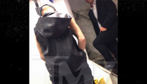 Justin Bieber Pisses Into Restaurant Mop Bucket -- 'F*** Bill Clinton!' [VIDEO]