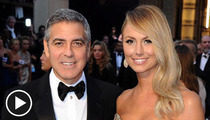 George Clooney & Stacy Keibler -- The No Duh Breakup
