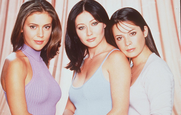 "Alyssa Milano Dishes on Ex-""Charmed"" Costar Shannen Doherty!"