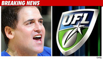 Mark Cuban Sues Unknown Football League (UFL)