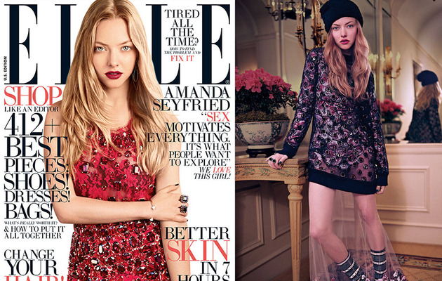 Amanda Seyfried Shares Her Sexual Attractions & Current Crush!