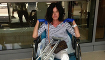 Janice Dickinson HOSPITALIZED -- After Drug Store Accident in Beverly Hills