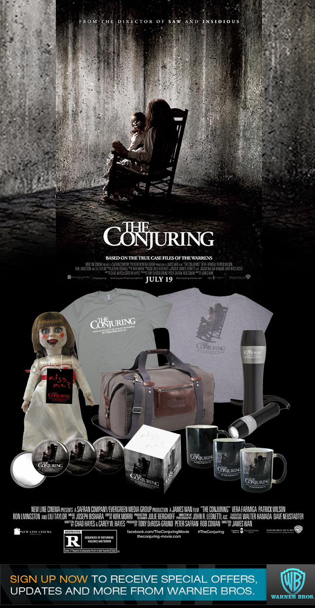 THE CONJURING_landing_page