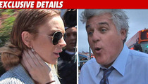 Lindsay Lohan -- 'Grateful' for Jay Leno