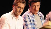 """Glee"" Star Matthew Morrison Dedicates Song to Cory Monteith"