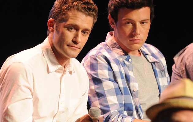 """Glee"" Star Matthew Morrison Dedicates Song to Cory Monteith"