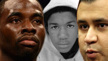 Trayvon Martin Verdict -- I'm Ashamed to Wear U.S. Flag ... Says Olympic Boxer