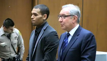 Chris Brown -- Probation Revoked