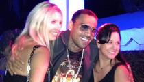 Chris Brown -- Prison Schmizon ... LET'S PARTY!!!