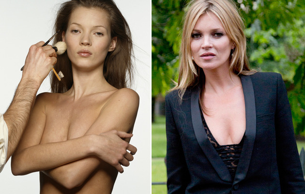 Kate Moss: I Was Never Anorexic, Never Did Heroin