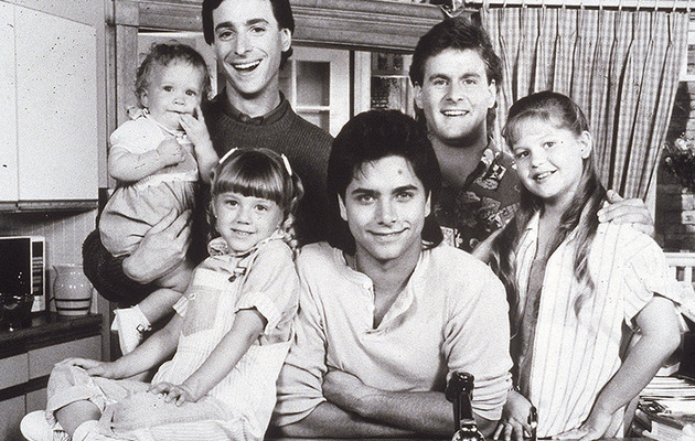 "Video: John Stamos Sings ""Full House"" Theme Song"