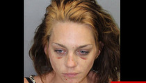 'America's Next Top Model' Finalist Renee Alway -- The Brutal Mug Shot