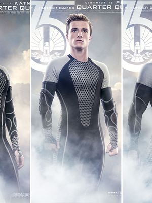 "Watch Comic-Con Trailer for ""The Hunger Games: Catching Fire"""