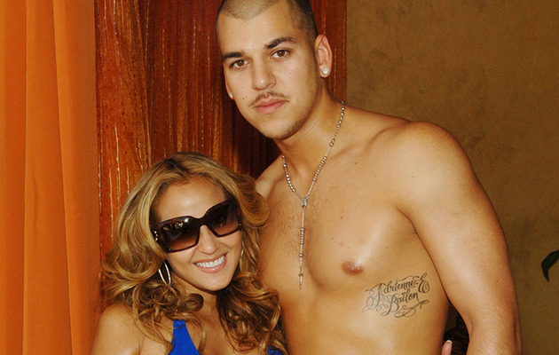 "Adrienne Bailon Slams Her ""Ratchet"" Rob Kardashian Butt Tattoo"