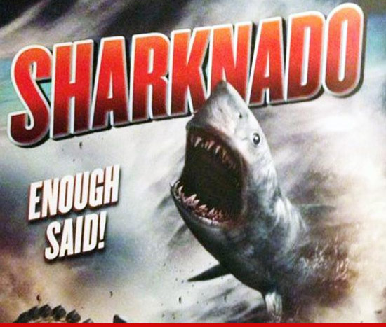 Sharknado SEQUEL APPROVED Sharks to Invade NYC