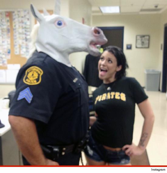sexy cop
