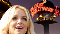 Britney Spears -- My New Las Vegas Show Is Real Hip!