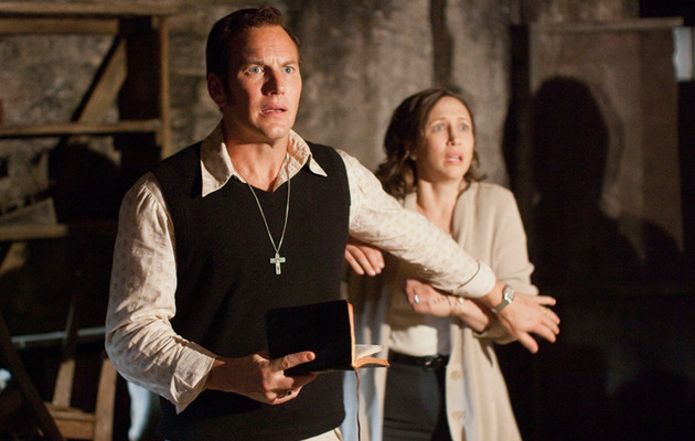 "Movie Review: ""The Conjuring"" Summons Up Plenty of Scares"