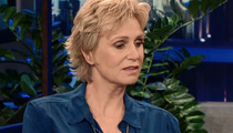 Jane Lynch Gets Emotional Remembering Cory Monteith