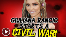 Giuliana Rancic -- Love Her or Hate Her ... There's No In Between