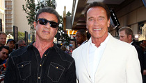 Sylvester Stallone vs. Arnold Schwarzenegger: Who'd You Rather?
